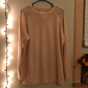 Neumann Marcus 100% cashmere sweater WITH DEFECT
